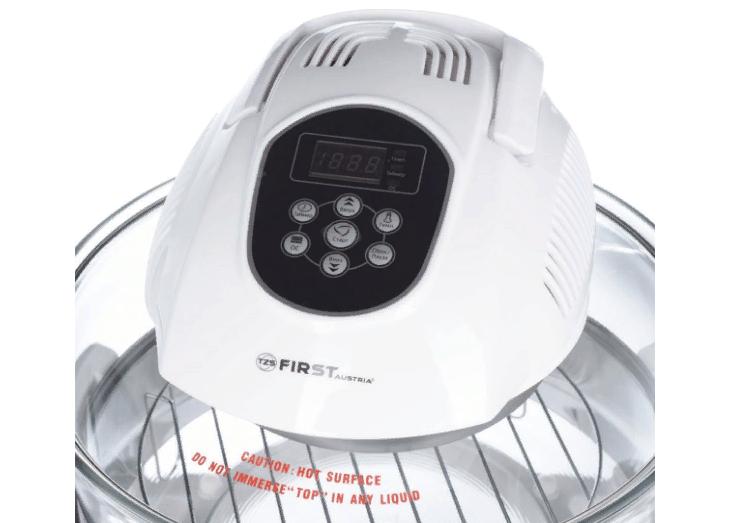 Аэрогриль First – технические характеристики FA-5030-1, достоинства, недостатки, обзор отзывов