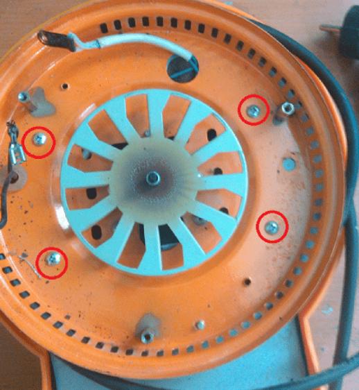 Ремонт аэрогриля своими руками – основные причины поломки и способы их устранения
