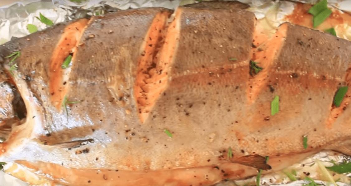 Форель в аэрогриле – режимы приготовления, основные рецепты