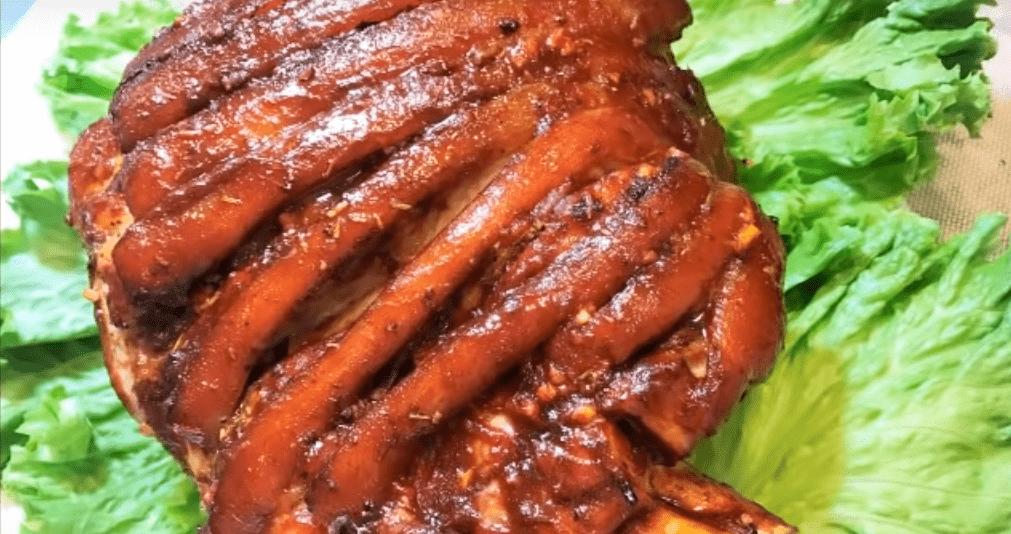 Рулька в аэрогриле – как правильно готовить свиную рульку, популярные рецепты