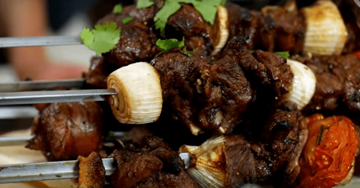 Шашлык в аэрогриле: просто, вкусно и легко