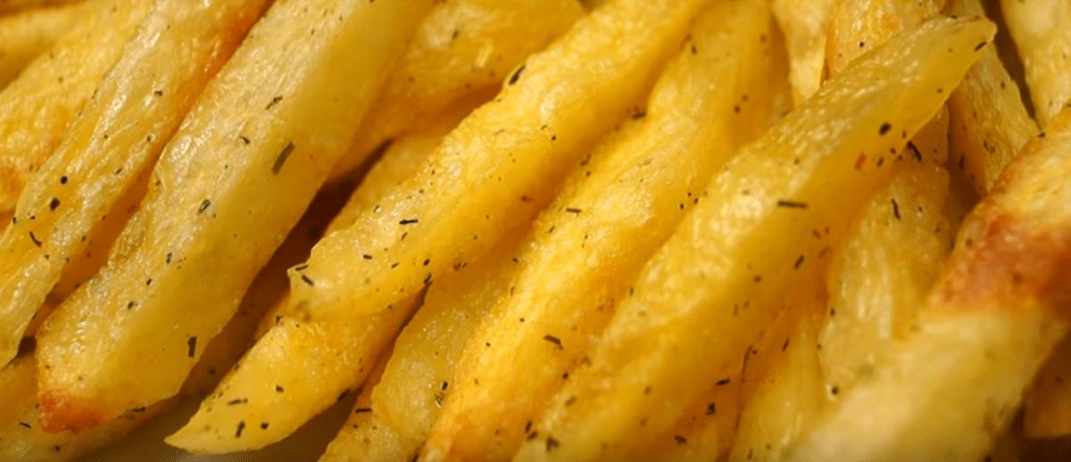 Картофель фри: лучшие рецепты для аэрогриля