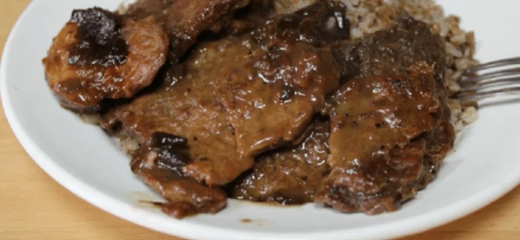 Говядина в аэрогриле: лучшие рецепты
